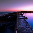 The Rock Pool by Ryan Conyers
