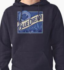 Sudadera con capucha Sueño azul