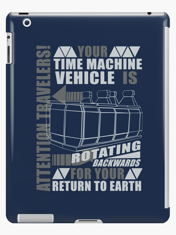 Time Travel Backwards by EpcotServo