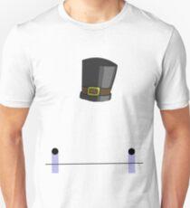 Hatty Hattington Unisex T-Shirt