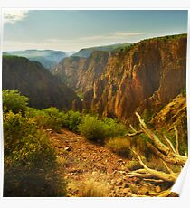 Black Canyon Trail Poster