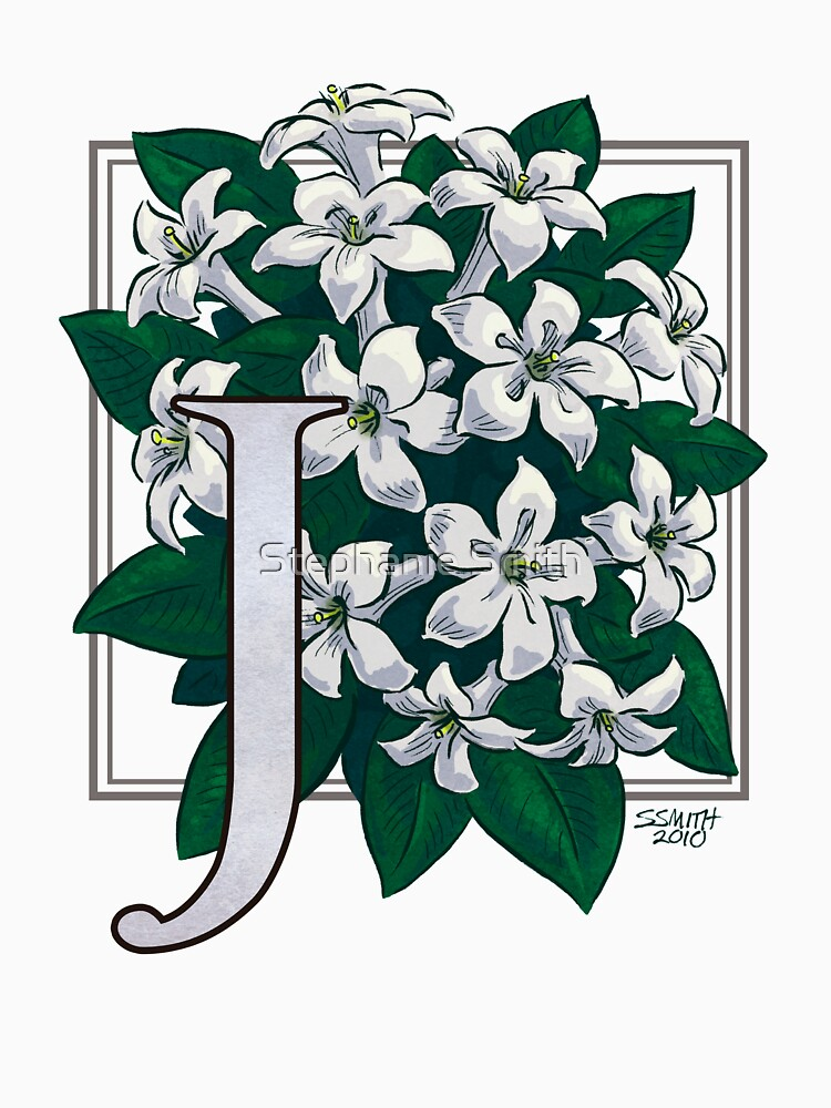 J is for Jasmine by stephsmith