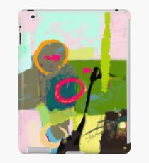 Abstract landscape - The inner landscape iPad Case/Skin