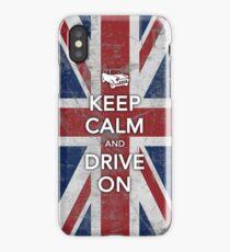 Mini-Drive On iPhone Case
