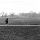 Boarding in Greenwich Park - 35 years ago by garryr