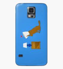 Dog In Love Case/Skin for Samsung Galaxy