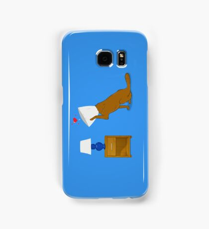 Dog In Love Samsung Galaxy Case/Skin