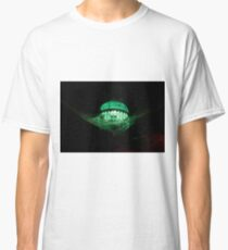 Eerie Lamp in the Rafters Classic T-Shirt