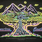 Powertree Mountain by aaron a amyx