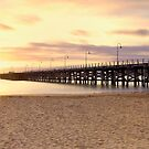 Coffs Harbour Jetty by Maxwell Campbell
