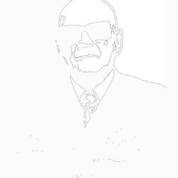 Scarface Kekkonen by peikko