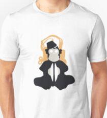 Camiseta ajustada Bomba de mono