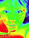 40 Degree Heat  by Anthea  Slade