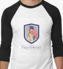 Memorial Day Greeting Card Soldier Military Holding Flag Rifle T-Shirt