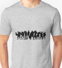 Tf2 Sillhouetes  Unisex T-Shirt