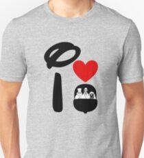 I Heart Haunted Mansion Unisex T-Shirt