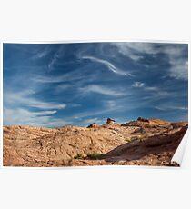 Escalante Skies Poster