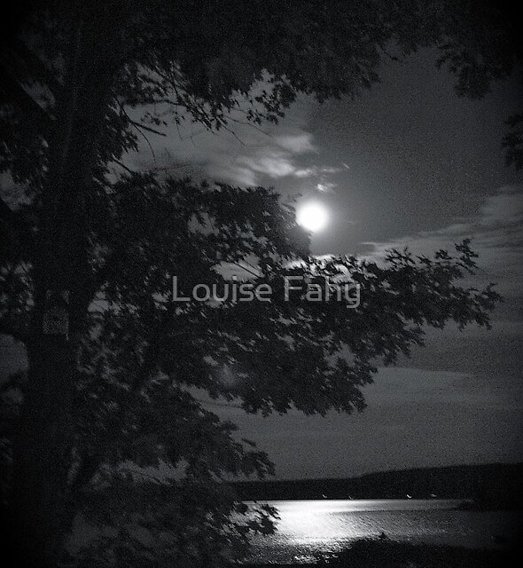 Blue Moon Canada by Louise Fahy