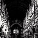 Hall of a million prayers by Norman Repacholi