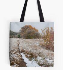 Trail to Hog Canyon Tote Bag