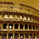 Golden Colosseum  by philipmatthews5