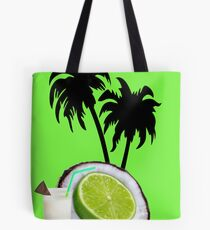 (….◕¸¸◕….)  U PUT THE LIME IN THE COCONUT PICTURE/CARD (….◕¸¸◕….) . Tote Bag