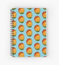 Mango Spiral Notebook