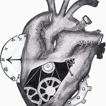 A clockwork Heart by Thundercrust