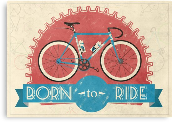 Born To Ride by Andy Scullion