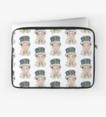 Sherlock Moriarty Andrew Scott Cartoon Laptop Sleeve