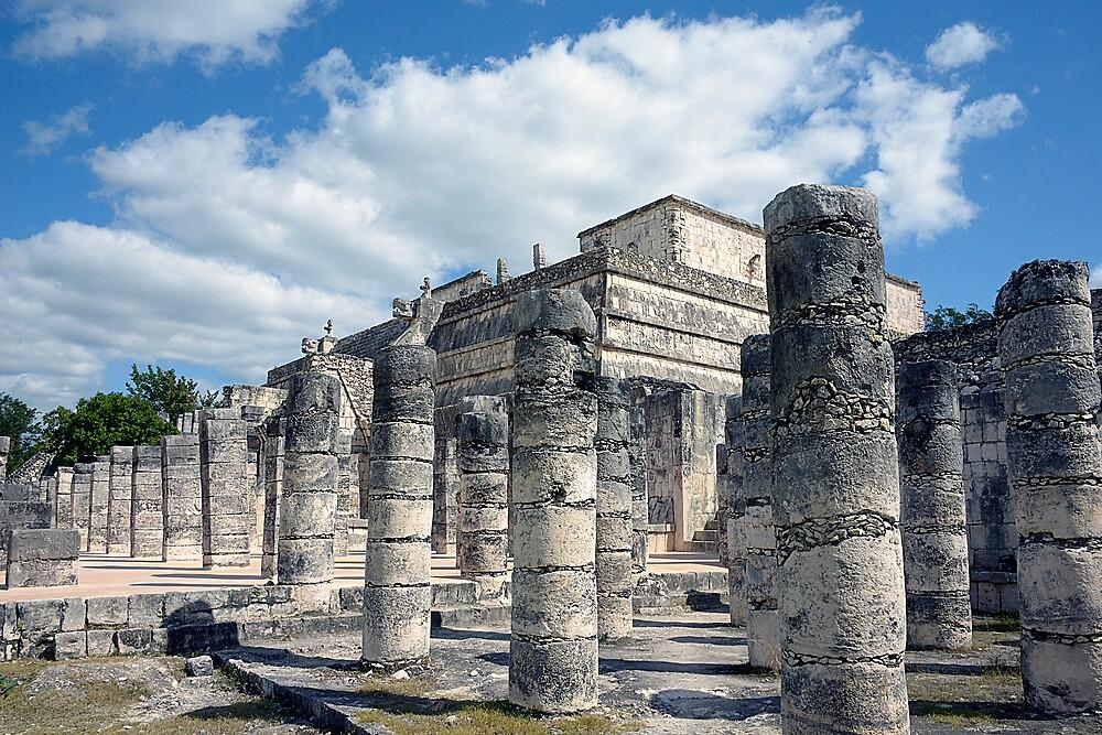 Pillars by Klaus Bohn