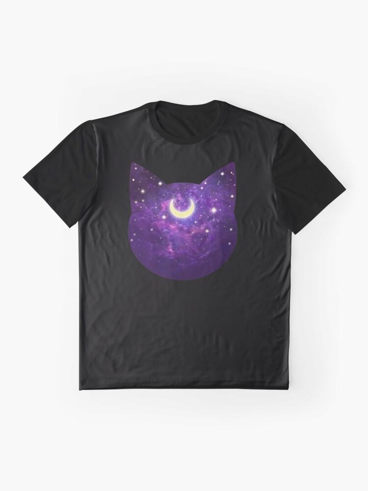 Alternative Ansicht von Luna Grafik T-Shirt