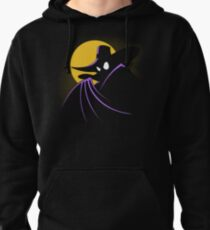The Terror that Flaps in the Night Pullover Hoodie
