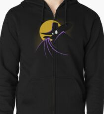 The Terror that Flaps in the Night Zipped Hoodie