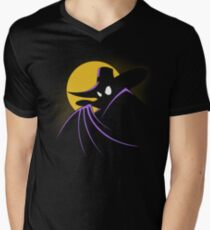 The Terror that Flaps in the Night Men's V-Neck T-Shirt