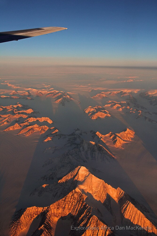 Icy splendour by Explorations Africa Dan MacKenzie