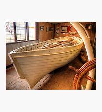 Lifeboat  Photographic Print