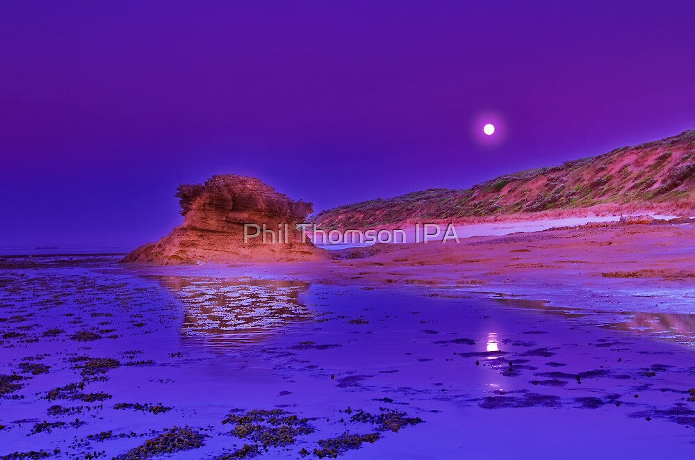 """""""Lonsdale Morning Twilight"""" by Phil Thomson IPA"""