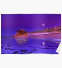"""""""Lonsdale Morning Twilight"""" Poster"""