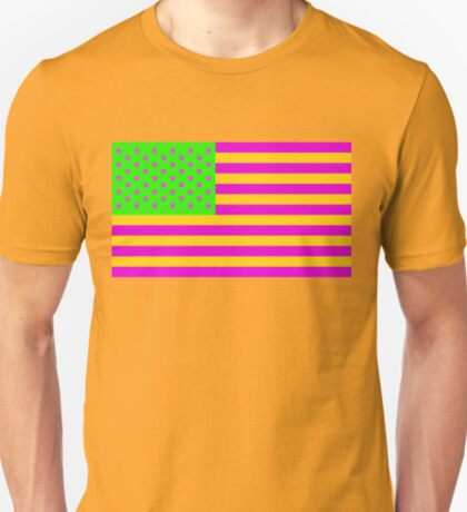 American Flag Alternate Colors #2 T-Shirt