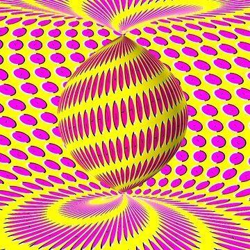 Optical Illusions Op Art by closeddoor