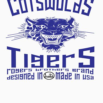 uk cotswolds tigers by rogers bros by rogerslabs