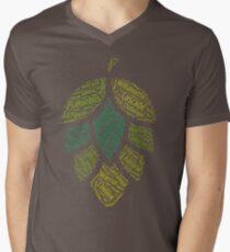 Hop Varietals Men's V-Neck T-Shirt