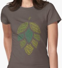 Hop Varietals Women's Fitted T-Shirt