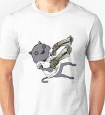 Gun Cat Unisex T-Shirt