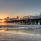 Jetty Sunrise by Jason Ruth