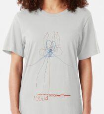 Radiata Series 001-10004 (light blue) Slim Fit T-Shirt