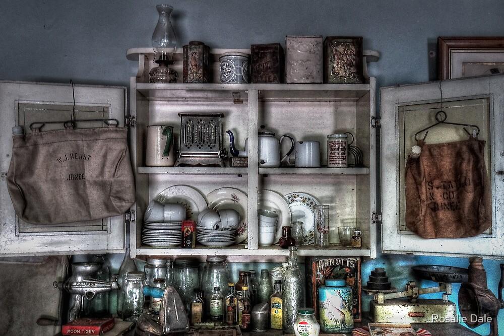 Kitchen memorabilia ~ Living Museum, Junee NSW by Rosalie Dale