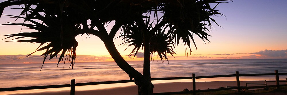 Sunrise - Lennox Head NSW by Emmy Silvius