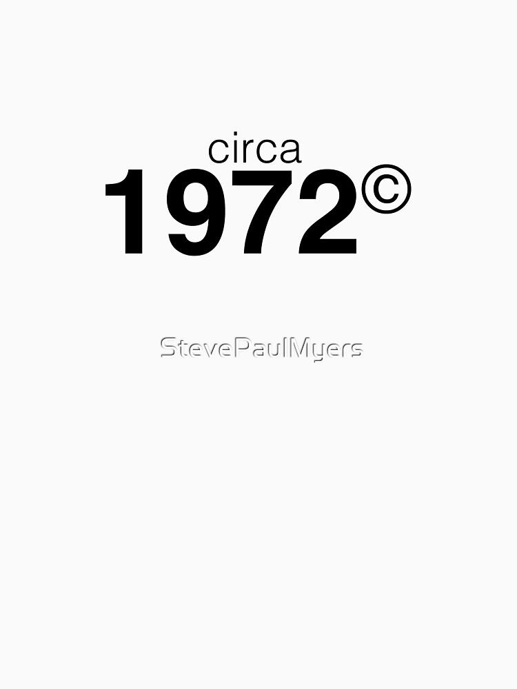 1972 by StevePaulMyers